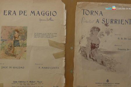 Canta Napoli, inaugurato l'archivio storico della canzone partenopea