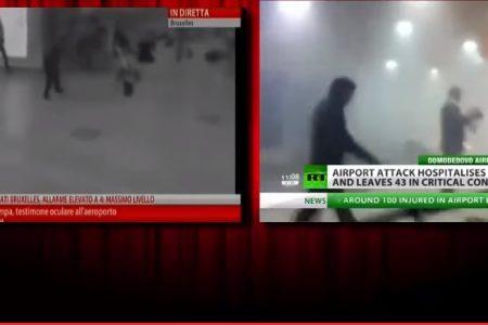 Bruxelles, falso il video dell'attentato all'aeroporto: ecco le prove schiaccianti