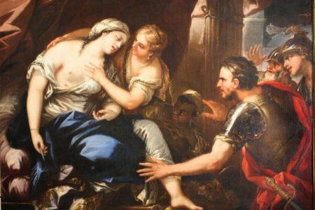 A Cosenza l'omaggio alle donne di Luca Giordano