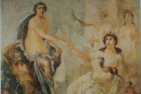 L'antico Egitto arriva a Pompei
