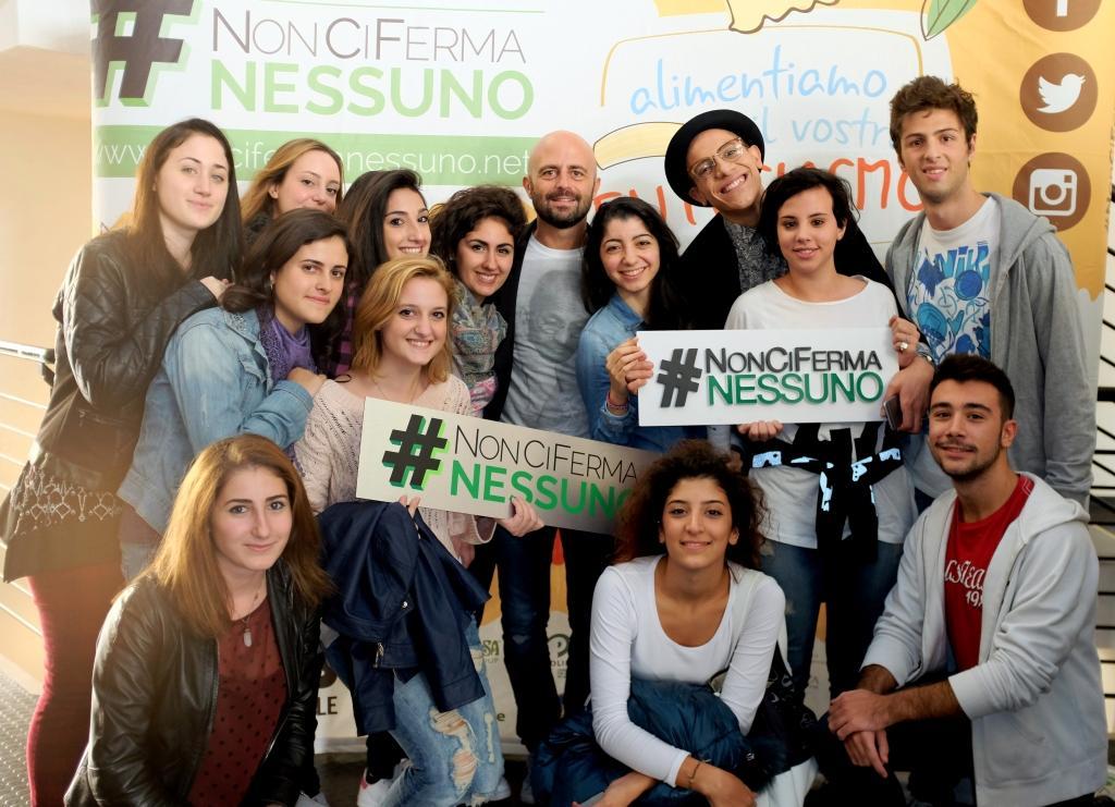 #NonCiFermaNessuno tour, la chiusura a Napoli