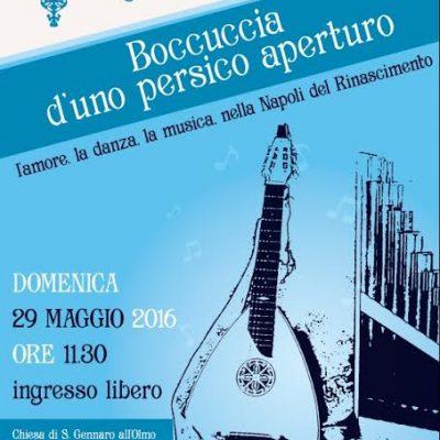 Viaggio musicale con Musica Reservata a Napoli domenica 29 maggio