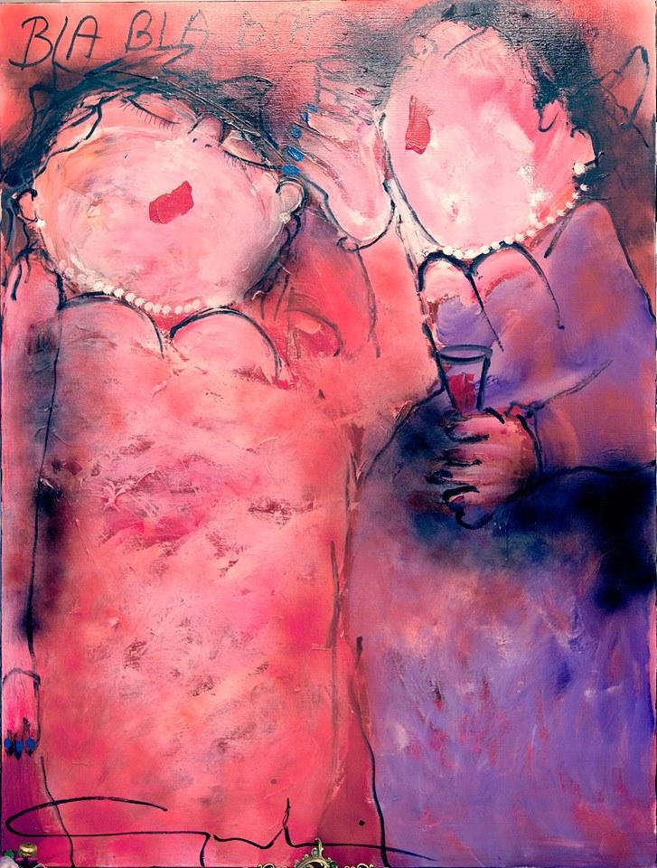 Bari, Blablabla: in mostra le opere di Gerdine Duijsens