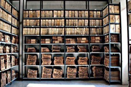 L'Archivio storico del Banco di Napoli  in un click