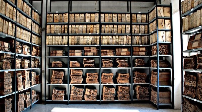 Storia, poesia e musica all'Archivio storico del Banco di Napoli