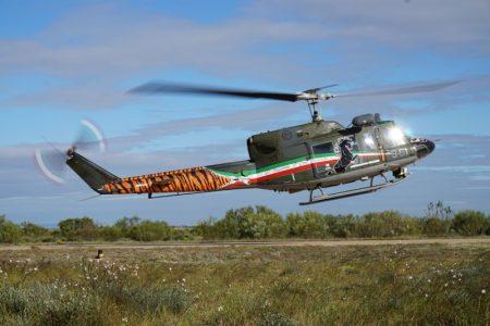 Anche gli elicotteri di Grazzanise all'esercitazione Nato di Saragozza
