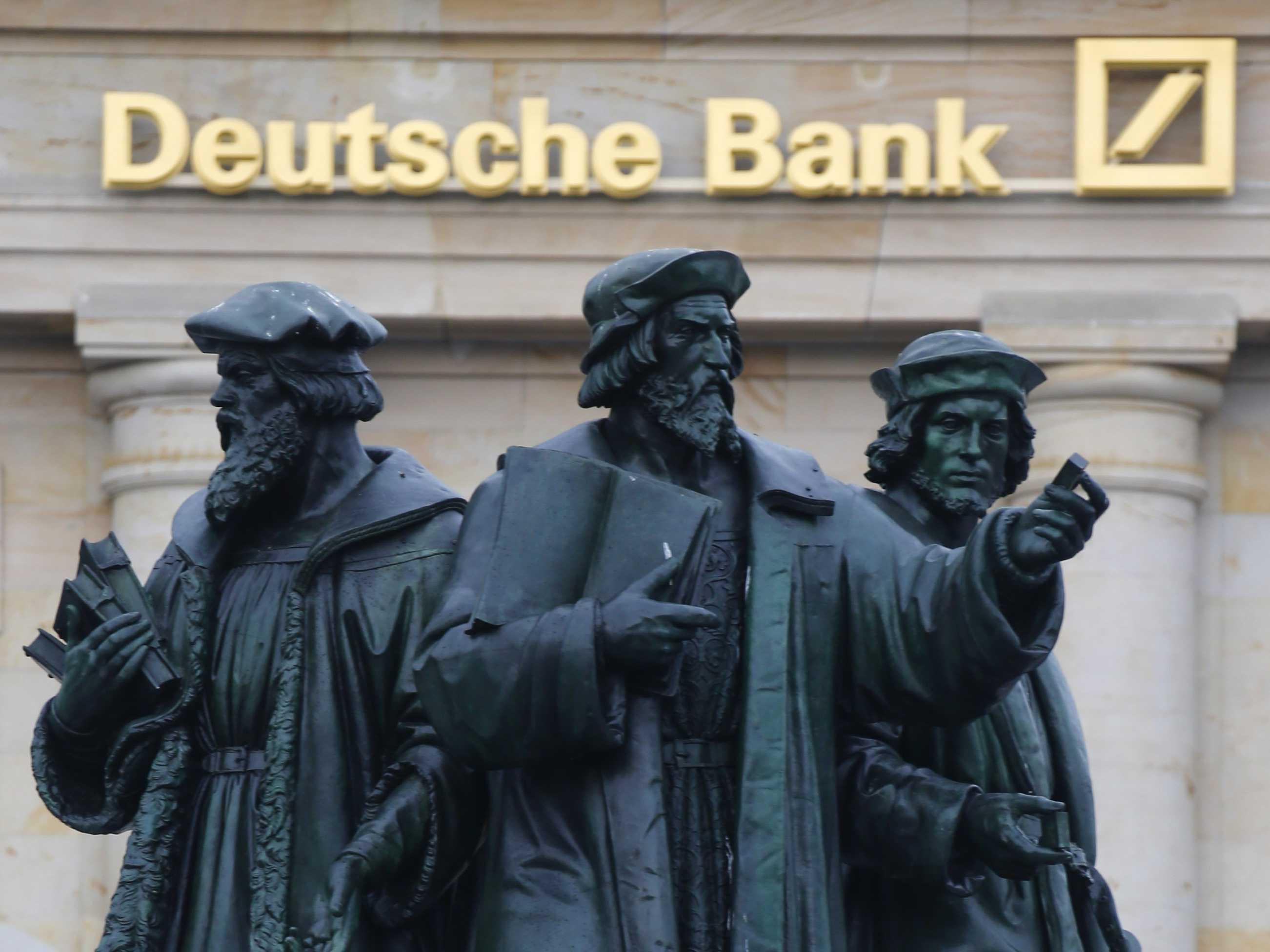 Il grande complotto contro l'Italia della Deutsche Bank, ecco le accuse della Procura di Trani