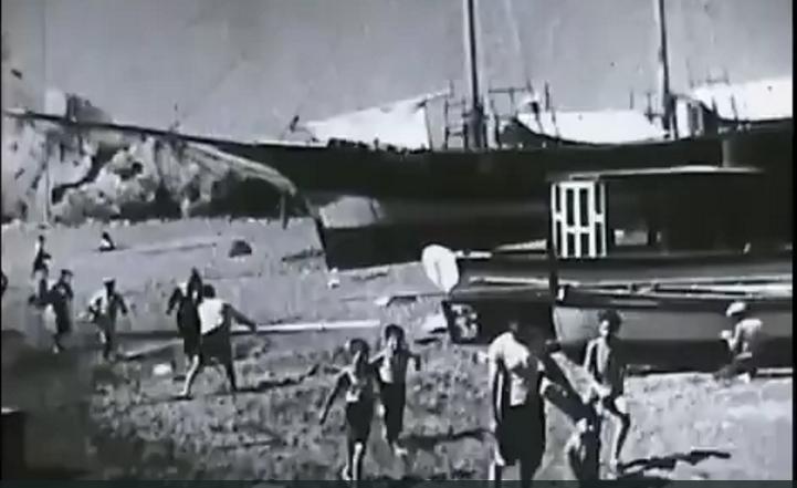 Ischia negli anni 30 in un documentario tedesco