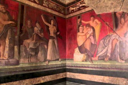 Il Grande Progetto Pompei fa scuola a Parigi