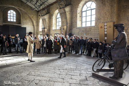 """Un viaggio nel settecento a Villa Bruno, in scena Due """"Ferdinandi"""" alla corte dei Borbone"""