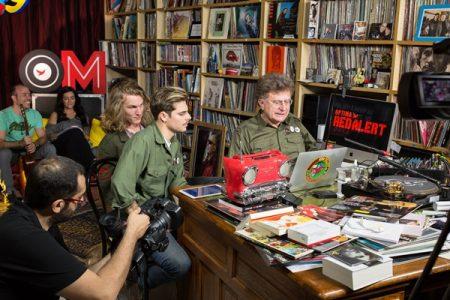 In attesa della seconda puntata di Optima Red Alert: la piazza virtuale dei giovani musicisti italiani che ha sbancato il web