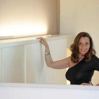 Letizia Lee, fiorentina, modella incuriosita ed affascinata dal mondo dello spettacolo