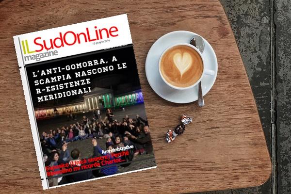 Sfoglia la nostra rivista. L'anti-gomorra a Scampia – La disfatta del Pd a Napoli – Mini-guida a Snapchat