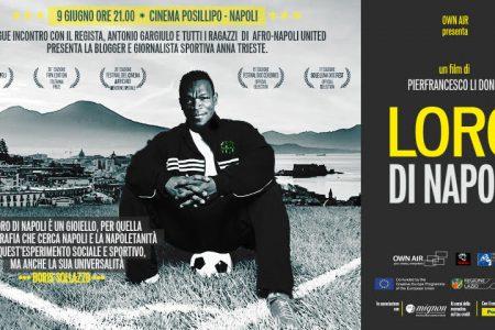 Arriva il film su Afro-Napoli United