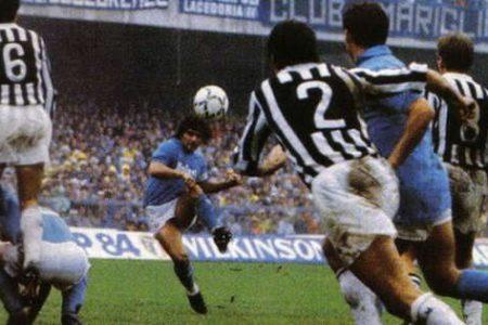 Addio Higuain, è Maradona l'unico re di Napoli. Vedi i suoi gol contro la Juve