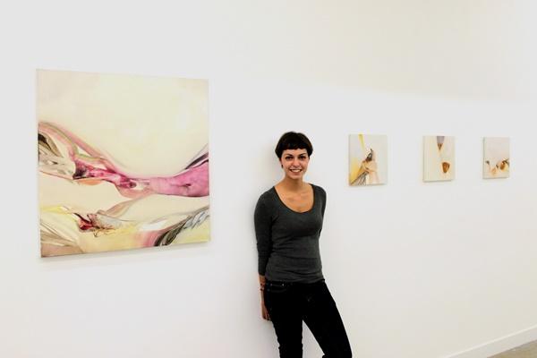 La mostra: a Ostuni le opere di Isabella Nazzarri