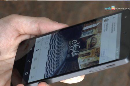 Napoli turistica, le immagini fanno il giro dei Social