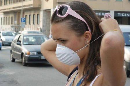 Catania, allarme ozono: salute a rischio