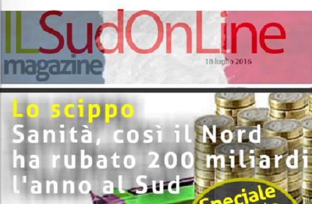IL SUD ON LINE MAGAZINE – Sfoglia la nostra rivista, è gratis per te