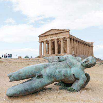Le meraviglie del Sud, i templi di Agrigento conquistano Google
