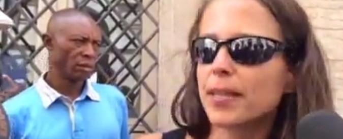 Foggia, alla protesta dei braccianti contro Orlando anche la figlia di Padoan