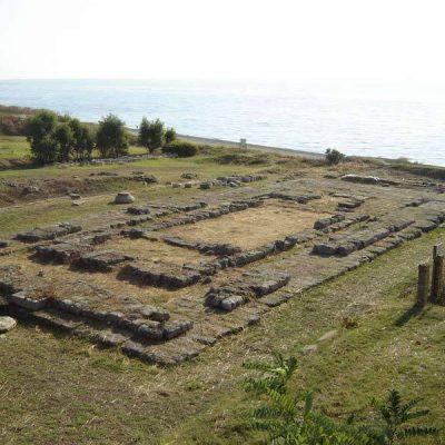 Antica Kaulon: Oliver Pilz e la sua èquipe alla ricerca dell'antica stenopos