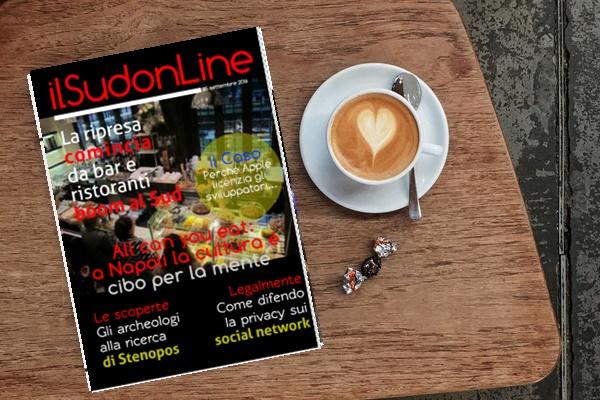 IL SUD ON LINE MAGAZINE – Il nuovo numero gratis per te, sfoglialo