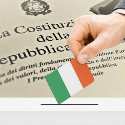 Referendum: tra il si e il no i costituzionalisti fanno festa!!!