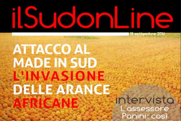 L'attacco al Made in Sud: l'invasione delle arance africane – L'intervista: l'assessore Panini sul gioco d'azzardo