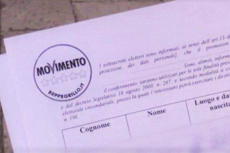 Il caso delle firme falsificate in Sicilia, bufera sul M5S