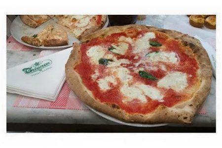 Rossopomodoro a Casa Sanremo con le pizze preparate dai maestri pizzaioli campioni mondiali