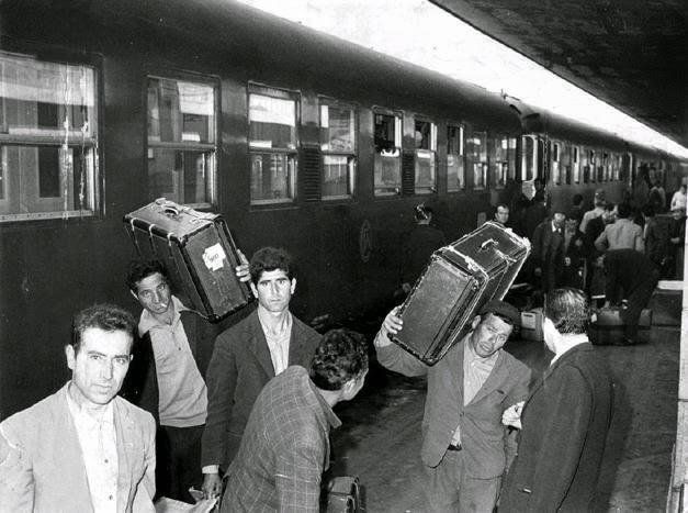 Boom di emigranti ma in casa nostra 250mila italiani in for Piani casa su due piani degli anni 60
