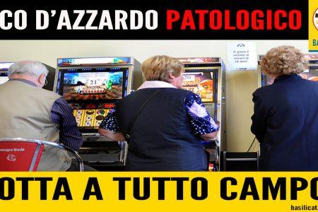 Lotta a tutto campo contro il gioco d'azzardo patologico