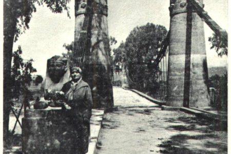 I primati del Sud, sul Garigliano il primo ponte sospeso al Mondo
