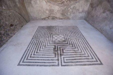 I gioielli del Sud ritrovati. Pompei, riapre la Casa dei mosaici geometrici