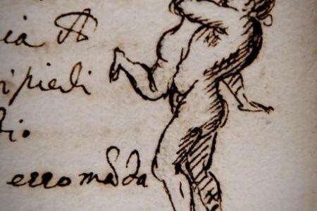 Federico II, acquistato e digitalizzato un manoscritto di Leonardo da Vinci