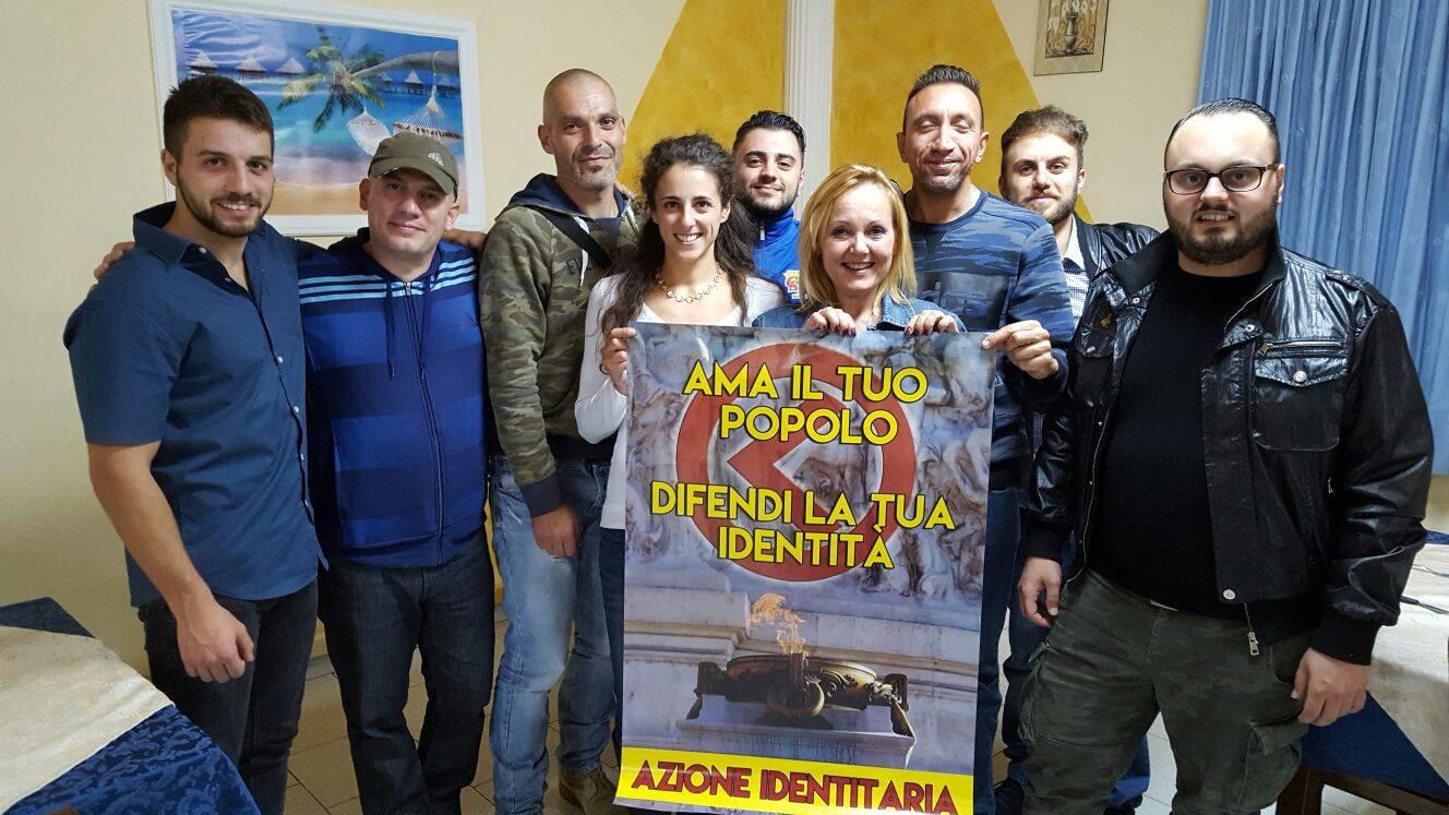 Approda in Calabria Azione Identitaria