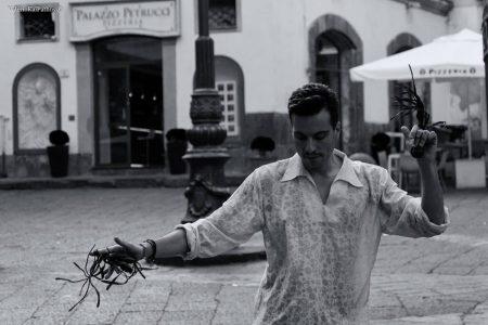"""Enzo Esposito: """"Voglio portare i balli della nostra terra nel cuore di Napoli"""""""