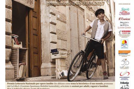 Il Bicicletterario: apre il bando della terza edizione per l'unico Premio Letterario dedicato alla bicicletta