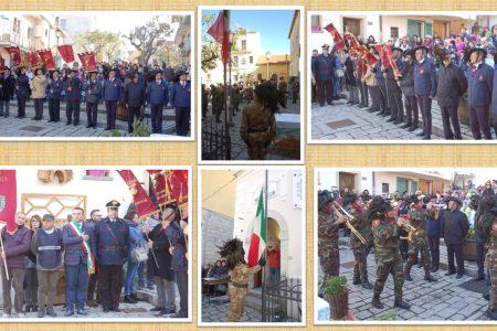 "Cancellara (Pz), cerimonia dedicata ai ""Caduti e Dispersi in Guerra"""