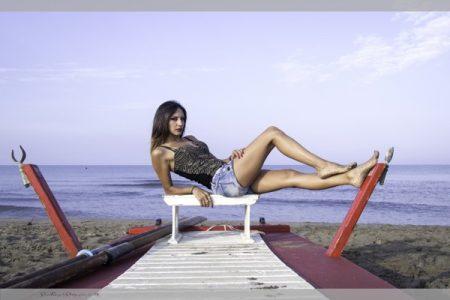 """Marieta  Ioana Vonu, Miss Slide 2016 e """"rumena di Roma"""""""