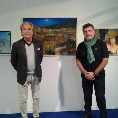 """Messina: domani il via a """"Punti d'incontro"""" la bi personale di Donato –Lo Iacono"""