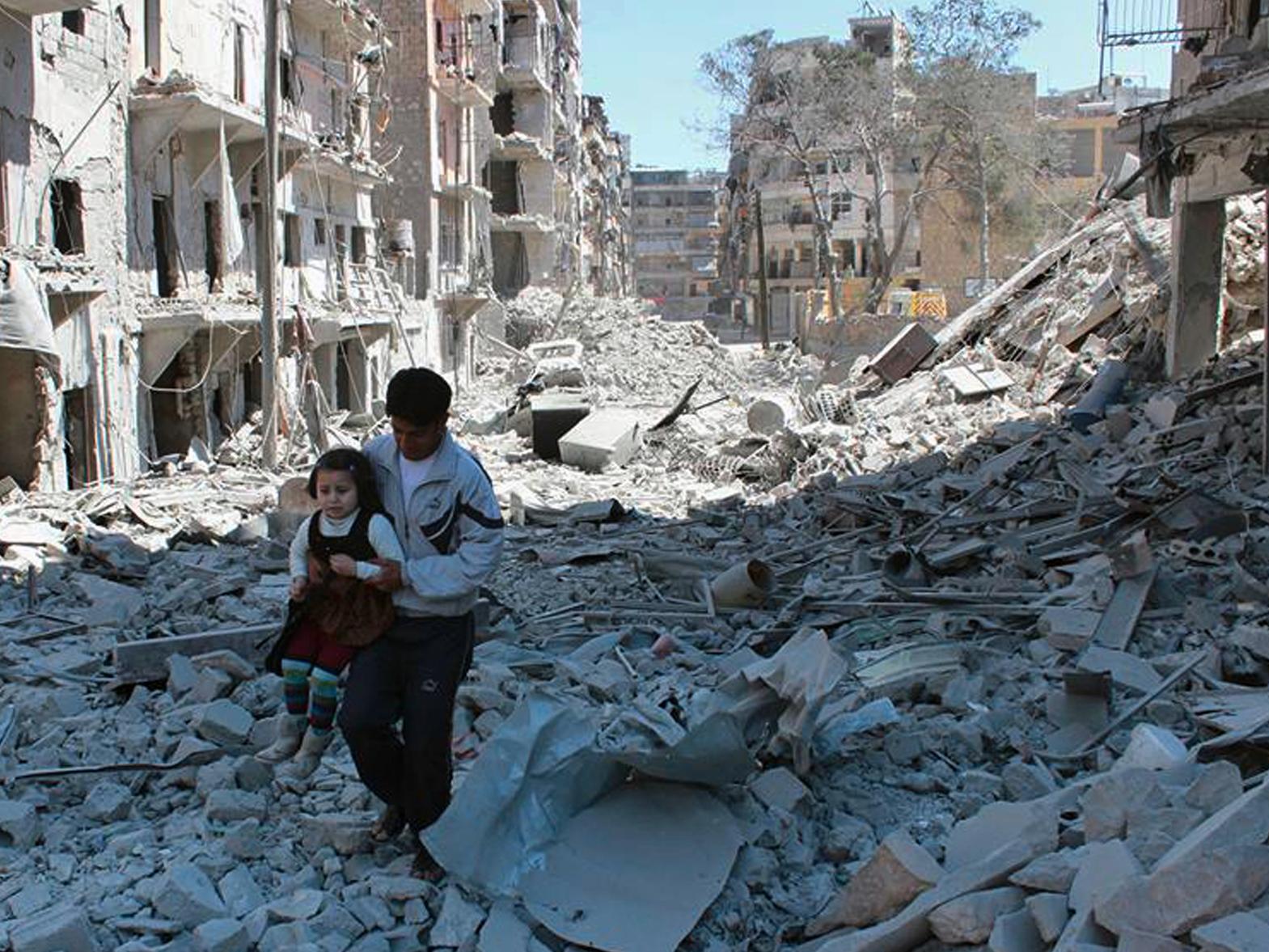 IL COMMENTO. Salviamo Aleppo dal nuovo nazismo e dall'indifferenze