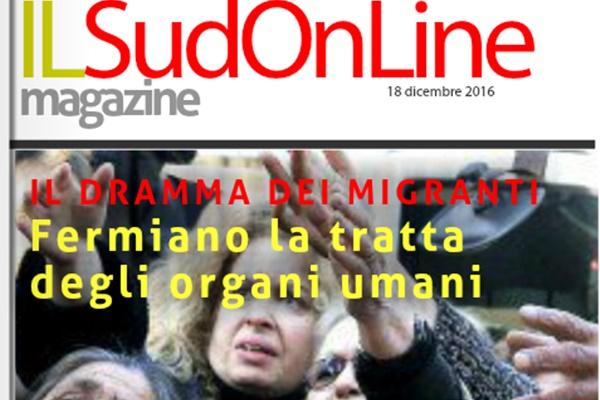 Il Sud On Line Magazine, gratis per te
