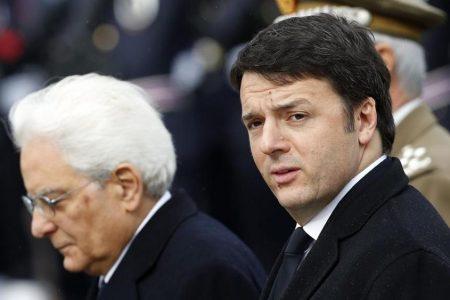 Renzi insiste per il voto a giugno