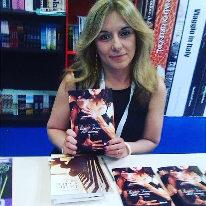 Incontro con la scrittrice Loredana Berardi