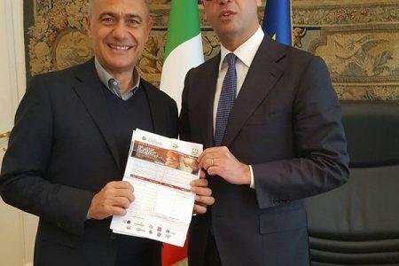La Farnesina firma la petizione #pizza Unesco