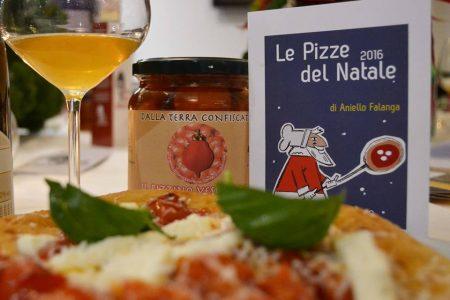 Aniello Falanga e la pizza Radio Siani