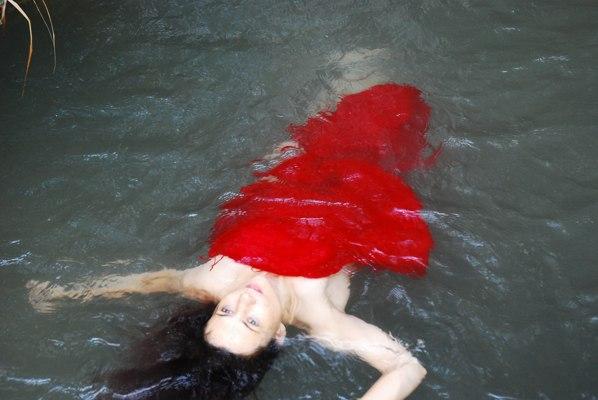 Caterina Genta romana, danzatrice e performer