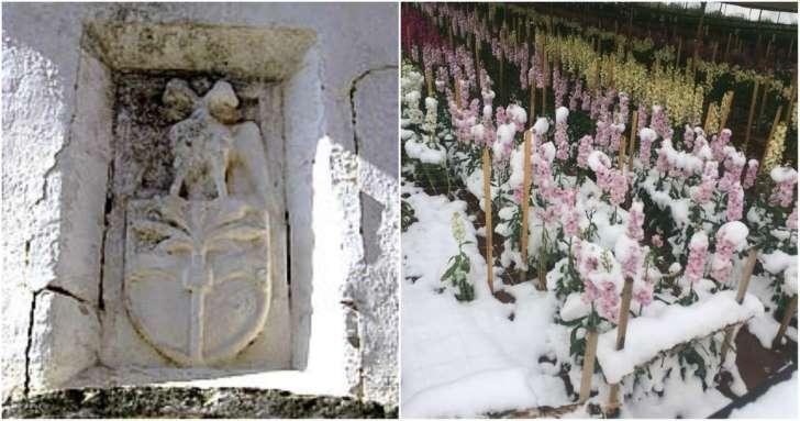 Due giorni di neve nel Salento e arriva la fine del mondo: ecco la profezia choc